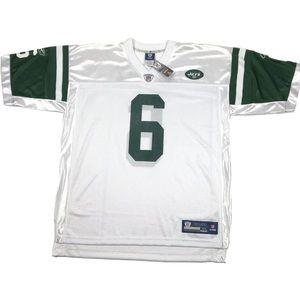 Mark Sanchez New York Jets Reebok NFL Jersey White